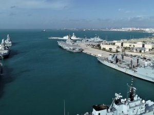 Largest EU Funded Defence Research Project Tested In The Mediterranean Sea
