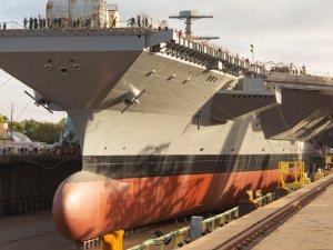 Newport News Shipbuilding to Host Ford-class carrier John F. Kennedy christening
