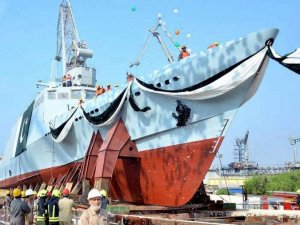 Pakistan Navy Receives Locally-Built Fast Attack Missile Craft