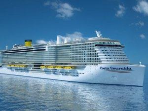 Costa Smeralda Passes LNG Propulsion Trials