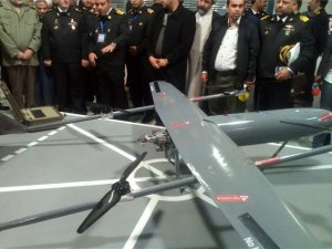 Iranian Navy unveils its new Pelican-2 vertical takeoff naval drone