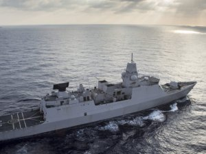 Dutch Navy Frigate To Join French-Led Naval Task Force In The Strait Of Hormuz