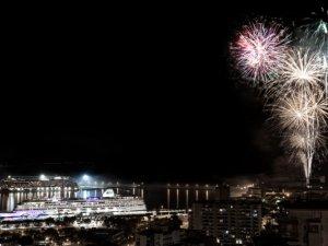 AIDA Cruises' 14th Ship Named in Palma de Mallorca