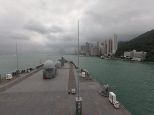 China Denies U.S. Navy Ships from Hong Kong Port Visits
