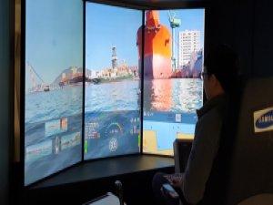 Samsung Heavy, SKT Ace 5G-Based Remote Control Ship Test
