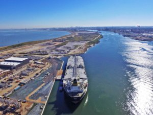 EPIC Midstream Marks 1st Crude Oil Shipment from Its Port of Christi Terminal