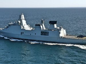 Denmark Sends Officers And Frigate To The Strait Of Hormuz