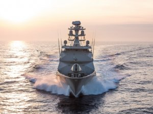 Mexican Navy's POLA-class ARM Reformador Aces Sea Trials