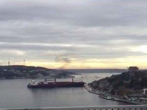 Songa Iridium Hits the Shore in Bosphorus Strait