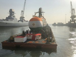 Indian Navy plans to buid 24 submarines including 6 nuclear attack submarines