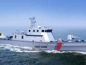 Khulna Shipyard lays keel for five more Padma-class patrol vessels for Bangladeshi Navy