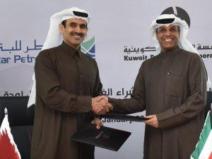 Qatar Petroleum, KPC Pen LNG Supply Deal