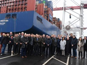 Cold Ironing Facilities Inaugurated at Port of Dunkirk