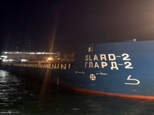 Fishing boat sinks off Istanbul coast after colliding with tanker