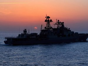 Russian anti-submarine ship to enter Mediterranean  through Black Sea straits