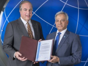 Iridium Wins Formal Authorization for GMDSS Service