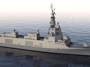 Lockheed Martin to equip Spanish Navy's future frigates with S-band radar