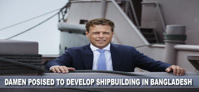 Damen Poised to Develop Shipbuilding in Bangladesh