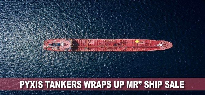 Pyxis Tankers Wraps Up MR2 Ship Sale