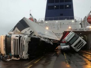 MAIB: European Causeway's Severe Rolling Blamed on Improper Consideration of Weather Forecast