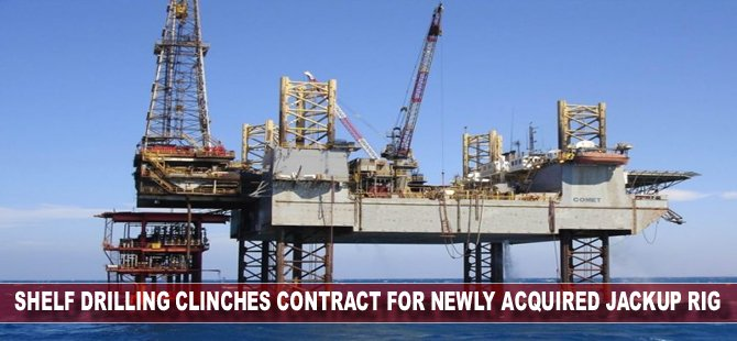 Shelf Drilling clinches contract for newly acquired jackup rig