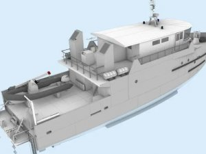 France orders eight diving support fast boats for navy