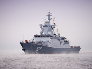 Russian Navy's Gremyaschiy corvette completes sea trials