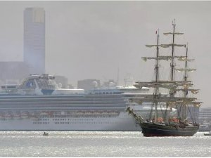 Japan quarantines 3,500 on cruise ship over new coronavirus