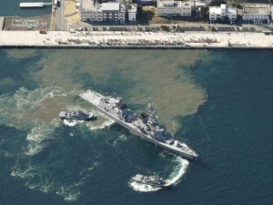 Japanese Warship Departs for Gulf of Oman to Patrol Oil Lifeline