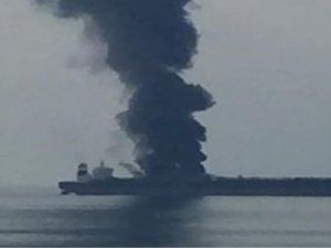 Report: 4 Die Following Fire Aboard Zoya 1 Supertanker