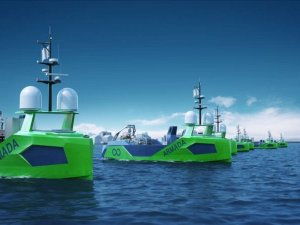 Ocean Infinity Launches Unmanned Vessel Company