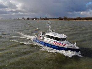 Second Damen Stan Patrol vessel SPa 2005 P64 for the Dutch Police
