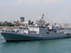 Russia to deliver two Project 11356 frigates to India in first half of 2024