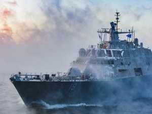 Future USS St. Louis delivered to US Navy