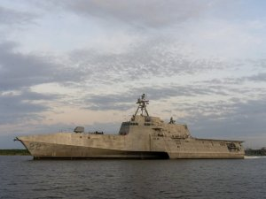 US Navy takes delivery of its 21st littoral combat ship