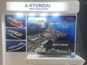 Thenamaris Lifts Option for 4th LPG Carrier at Hyundai Mipo