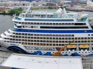 Carnival cuts fuel costs with just-in-time arrival technology