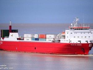 Ro-ro cargo ship fire off Santa Cruz de Tenerife