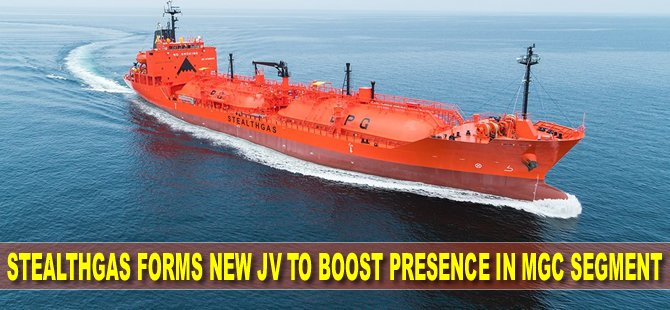 StealthGas Forms New JV to Boost Presence in MGC Segment