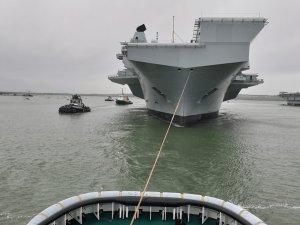 Briggs Marine, Serco to bid for Royal Navy's future marine services contract