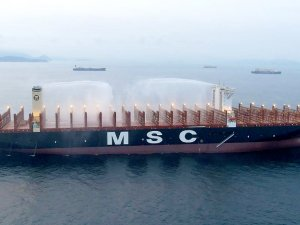 DNV GL Grants MSC New Boxship Fire Safety Notation