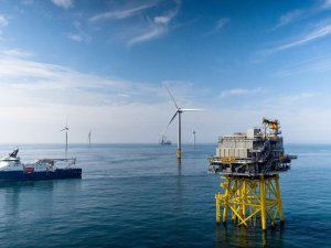 Shipping and offshore wind 'can reinforce each other' to reach Green Deal targets