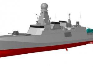 Fincantieri launches Qatari's first Doha-class corvette
