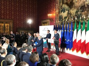 Italy, France give full support to Fincantieri-Naval Group JV