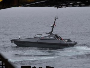 British Navy has conducted trials of unmanned naval equipment in Norway