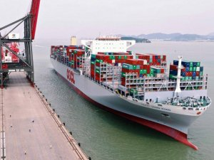 OOCL Orders Five 23,000 TEU Giants in China