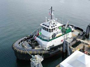 New green escort tug fleet takes shape