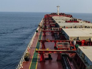 South Africa: No Confirmed COVID-19 Cases onboard Corona Bulker