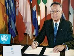 IMO Secretary in ship recycling talks