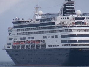 Holland America Cruise Ship Heading to Florida with 42 Ill People on Board